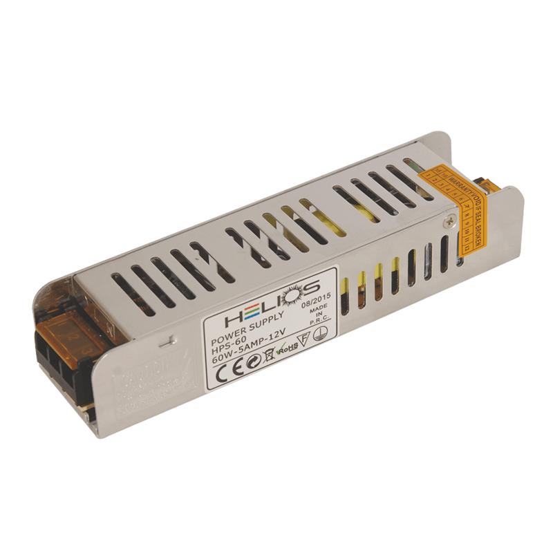HELIOS 19-1250 - 12,5 Amper 50 Watt LED Trafosu