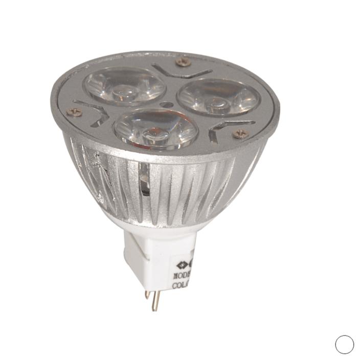 HELIOS 40-1430 - GU5.3 Duylu 3 Watt LED Spot Ampulü