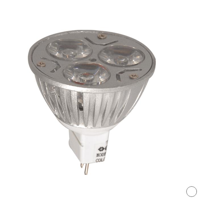 HELIOS 40-1440 - GU5.3 Duylu 3 Watt LED Spot Ampulü