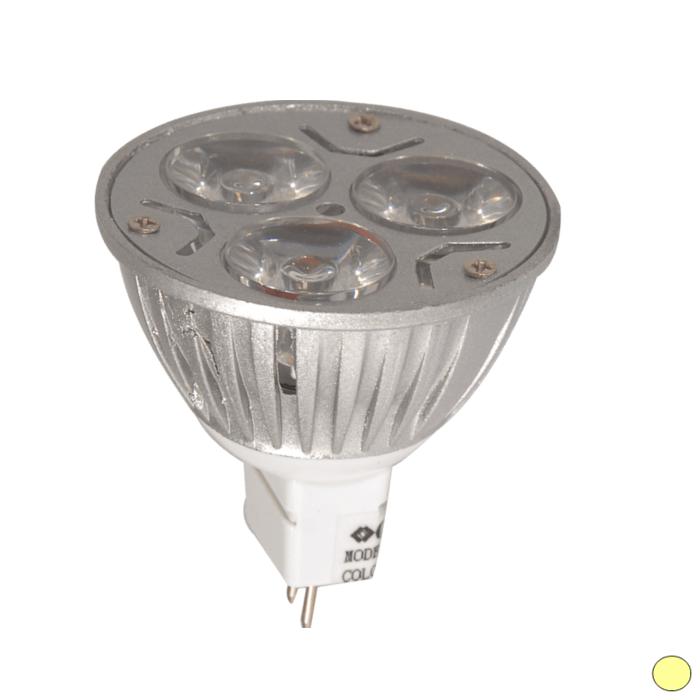 HELIOS 40-1441 - GU5.3 Duylu 3 Watt LED Spot Ampulü