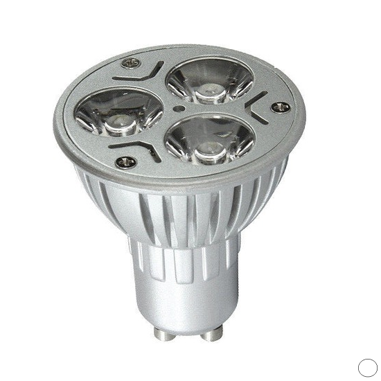 HELIOS 41-0350 - GU10 Duylu 3 Watt LED Spot Ampulü
