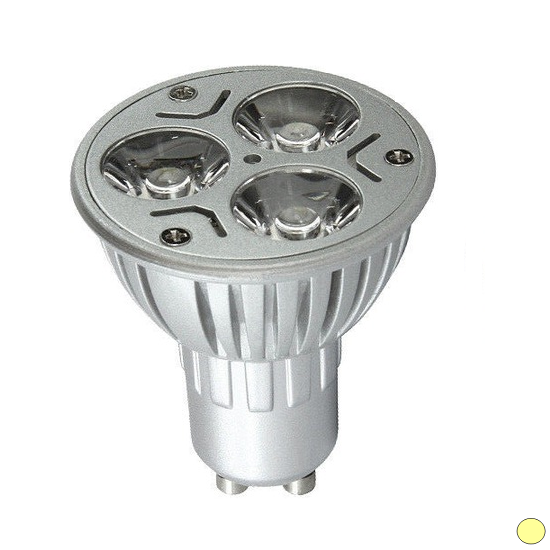 HELIOS 41-0351 - GU10 Duylu 3 Watt LED Spot Ampulü