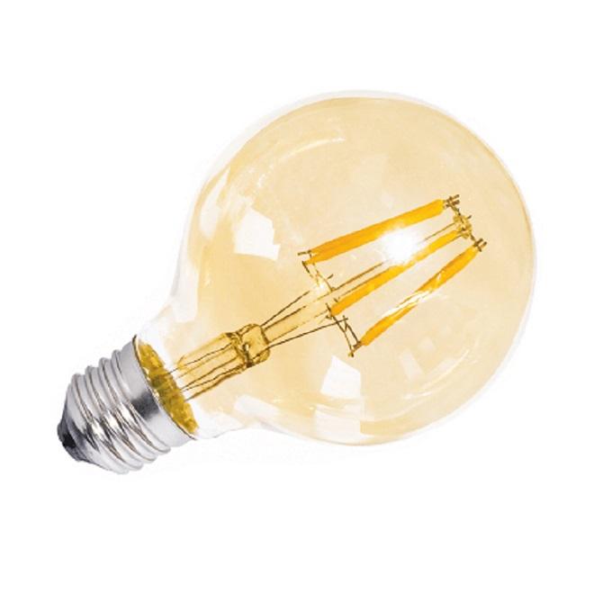 HELIOS 43-4006 - 6 Watt LED Flaman Ampul