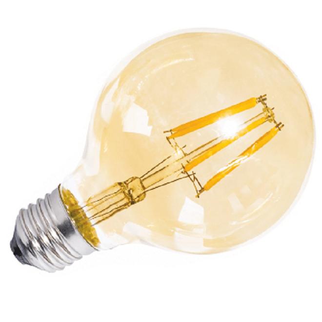 HELIOS 43-4007 - 6 Watt LED Flaman Ampul