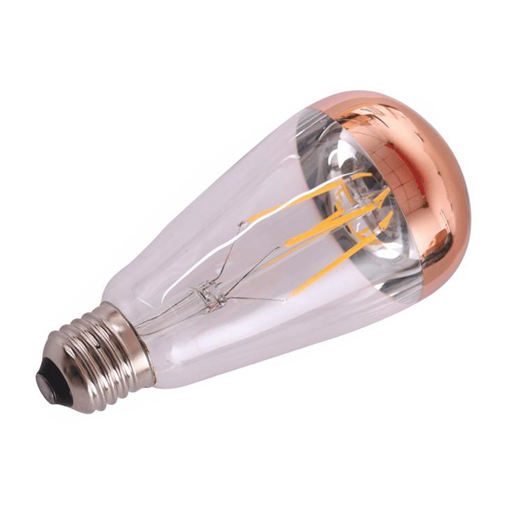 HELIOS 43-4009 - 6 Watt Armut LED Flaman Ampul