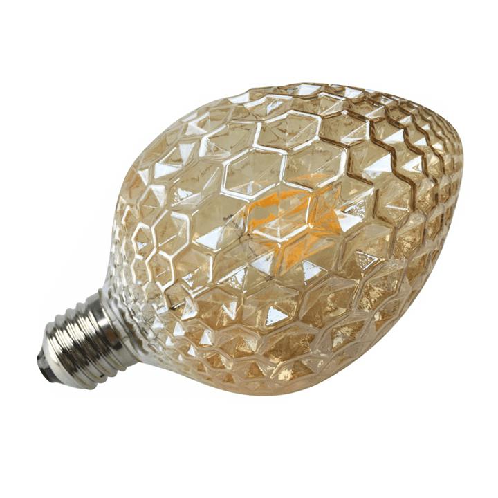 HELIOS 43-4012 - 6 Watt Kozalak LED Flaman Ampul