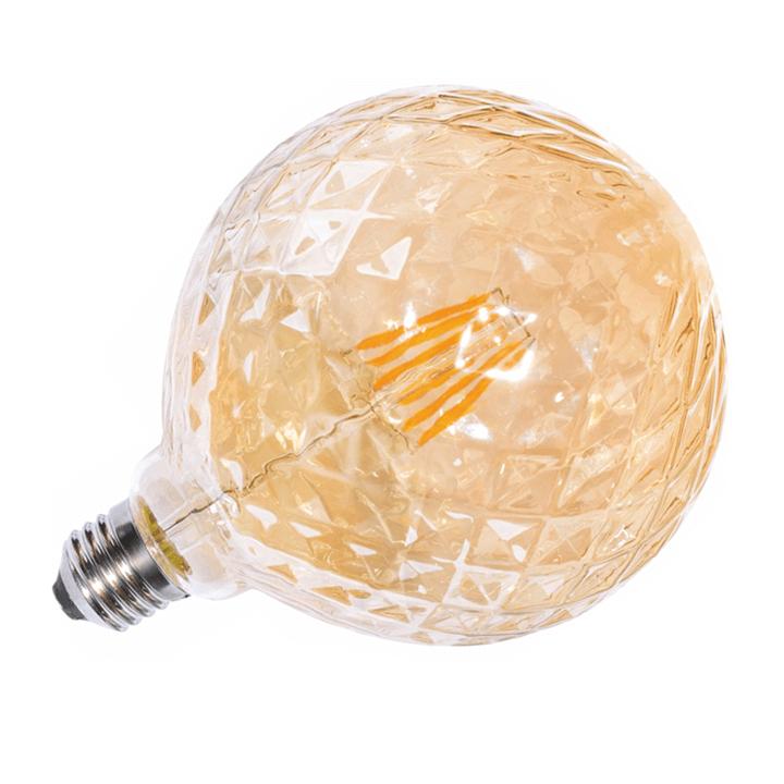 HELIOS 43-4013 - 6 Watt Kozalak LED Flaman Ampul