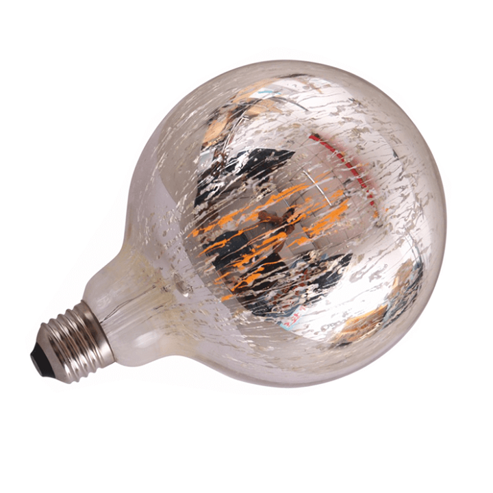 HELIOS 43-4018 - 6 Watt LED Flaman Ampul