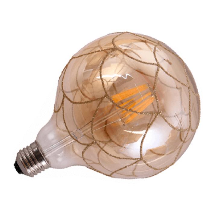 HELIOS 43-4021 - 6 Watt LED Flaman Ampul