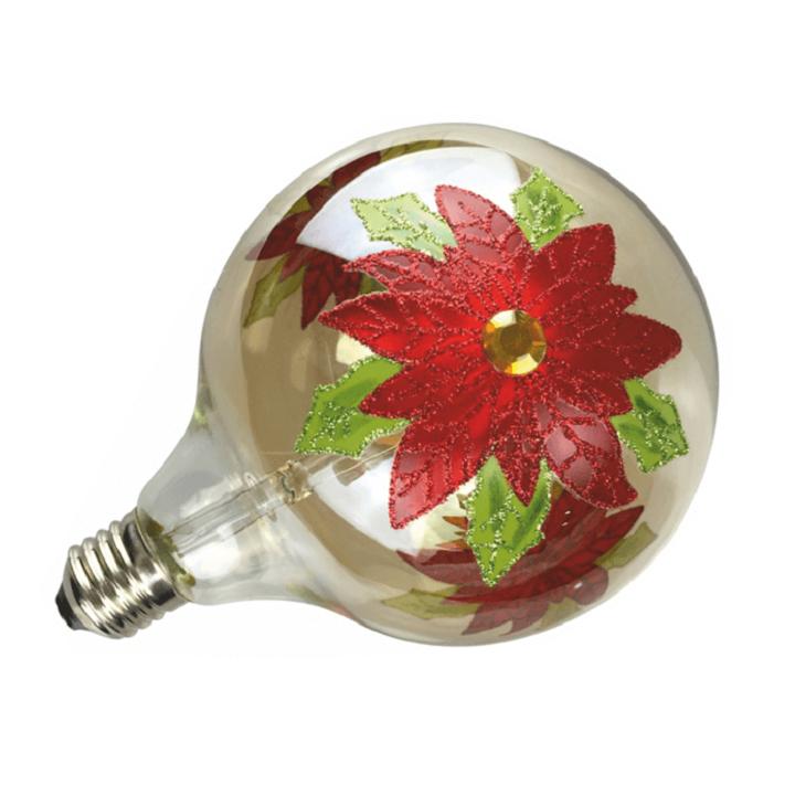 HELIOS 43-4025 - 6 Watt LED Flaman Ampul