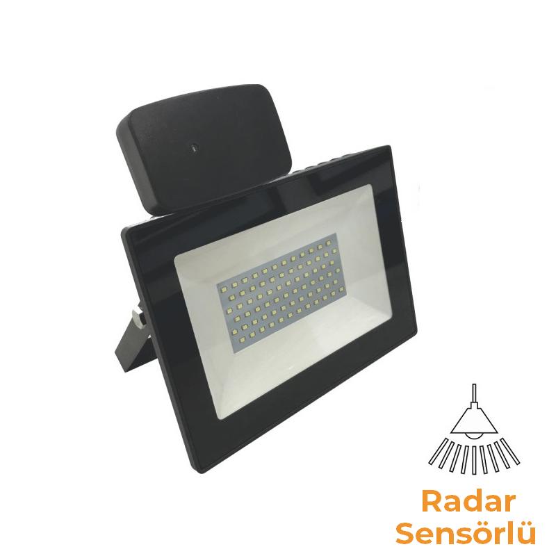 HELIOS 50-3110 - 30 Watt Sensörlü SMD LED Projektör