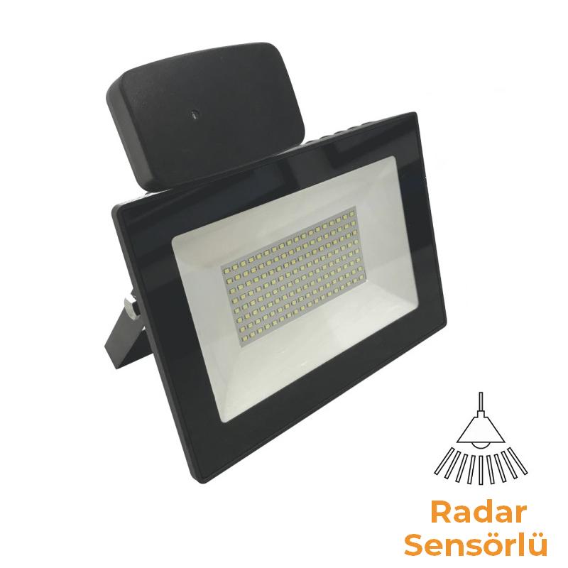 HELIOS 50-5110 - 50 Watt Sensörlü SMD LED Projektör