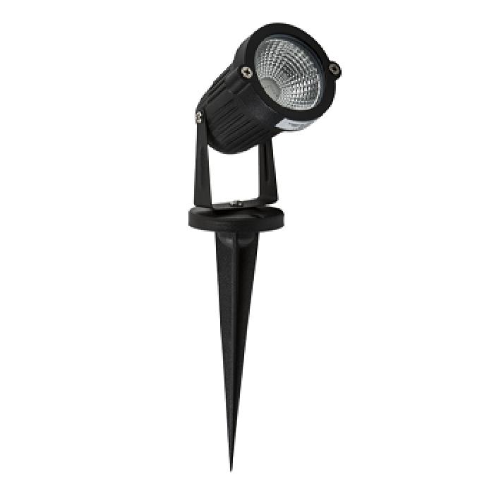 HELIOS 53-1510 - 7 Watt LED Kazıklı Bahçe Armatürü