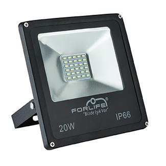 FORLIFE FL-1202 - 20 Watt SMD LED Projektör