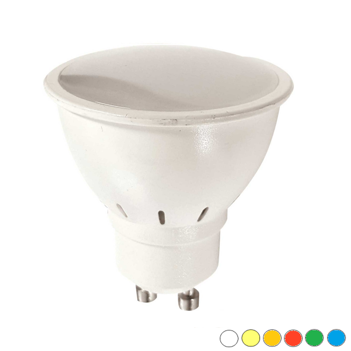 FORLIFE FL-1622 - GU10 Duylu 5 Watt LED Spot Ampulü