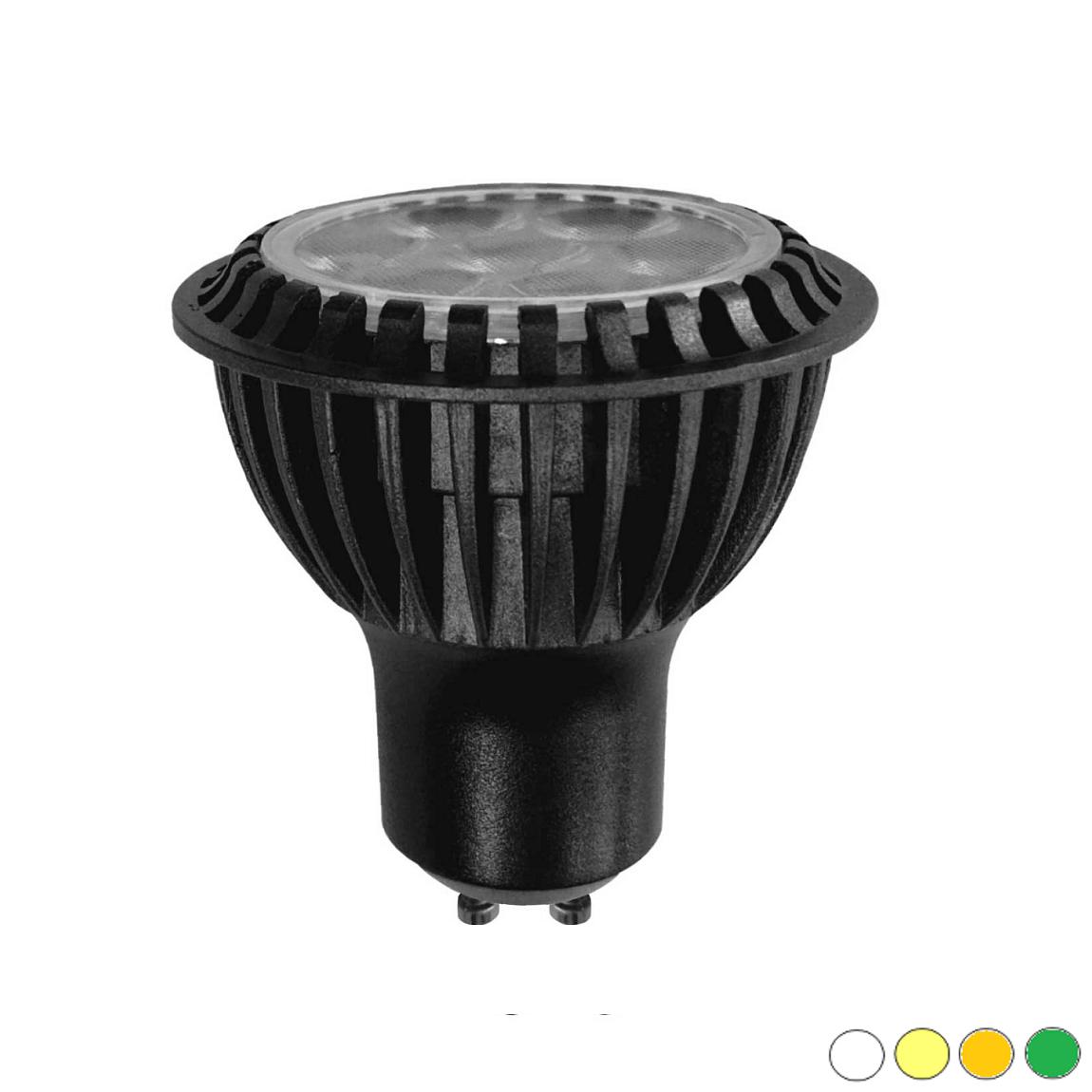 FORLIFE FL-1653-G - GU10 Duylu 7 Watt LED Spot Ampulü