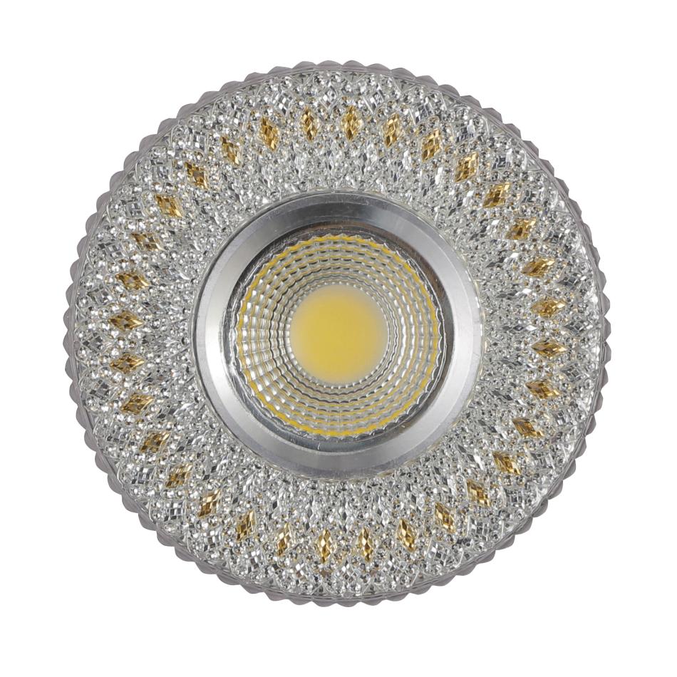 FORLIFE FL-1820 B - 5 Watt Kristal LED Spot