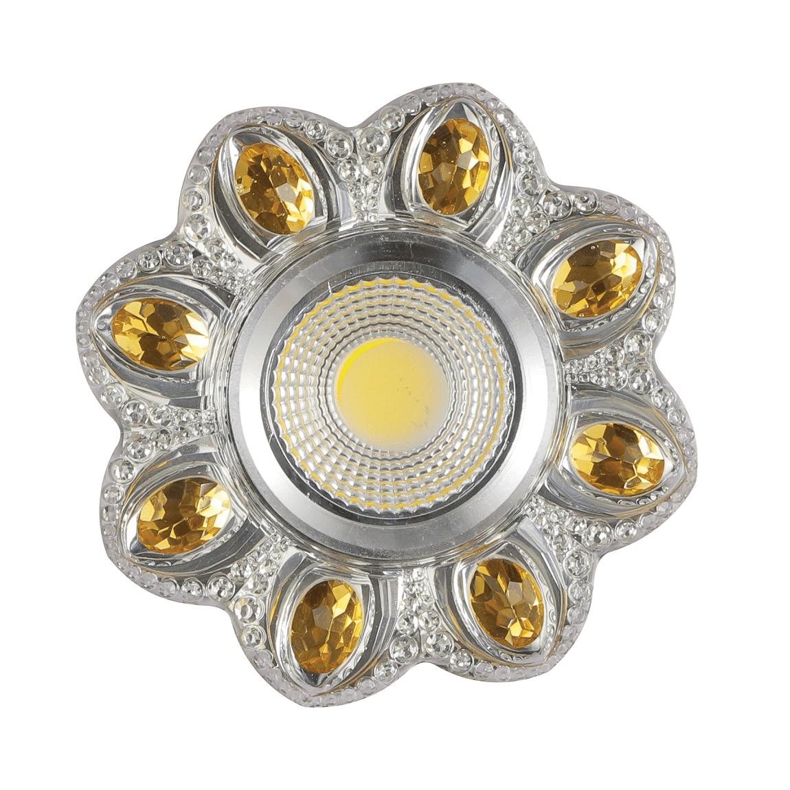 FORLIFE FL-1825 B - 5 Watt Kristal LED Spot