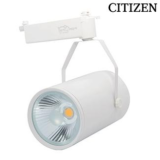 CITIZEN FL-2238 B - 40 Watt Beyaz Kasa Ray Spot