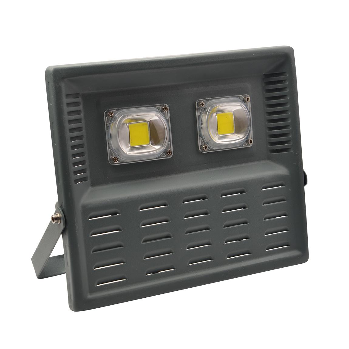 GENESIS FL-6042 - 100 Watt GENESIS Ultra Slim COB LED Projektör
