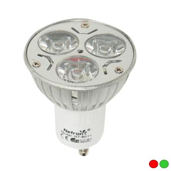 FORLIFE FL-8011 - GU10 Duylu 3 Watt LED Spot Ampulü