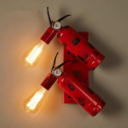 GT-3013-2 - İkili Yangın Tüpü Aplik