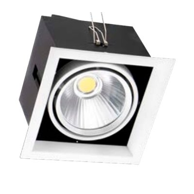 K2 GLOBAL KGD030 - 30 Watt Mağaza Spotu