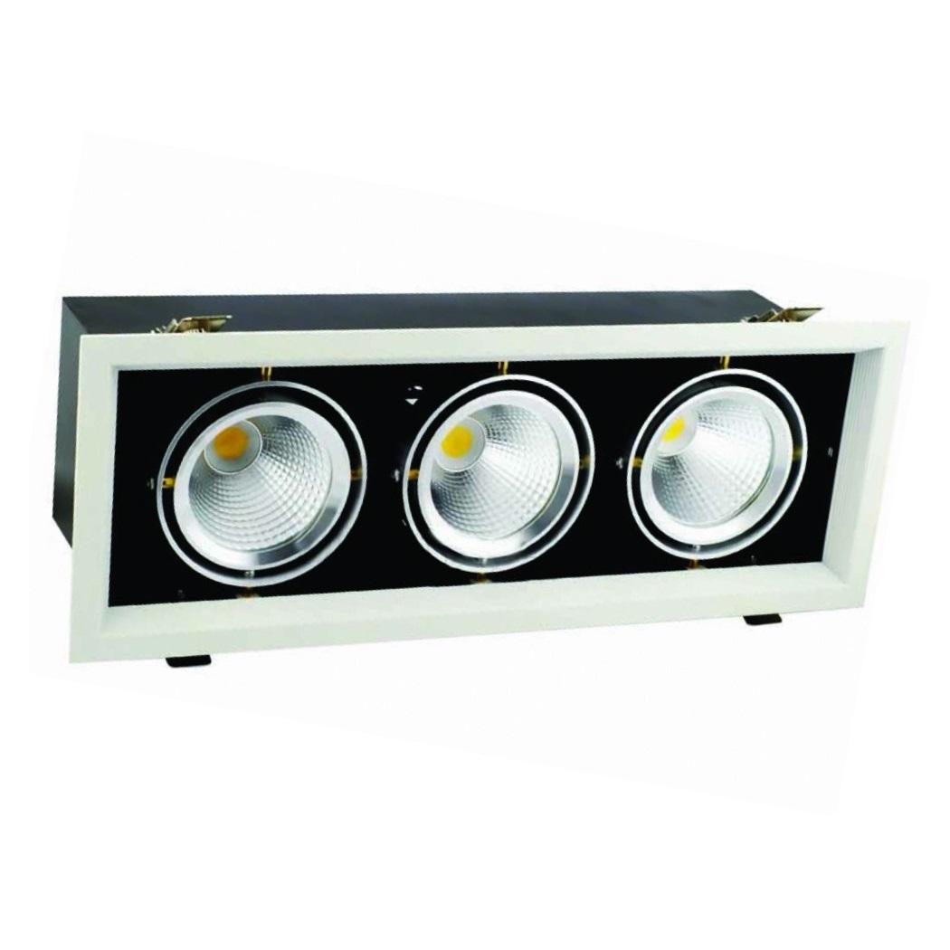K2 GLOBAL KGD090 - 3x30 Watt Mağaza Spotu