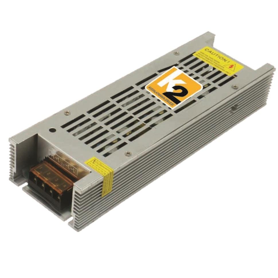 K2 GLOBAL KLD250B - 21 Amper 250 Watt LED Trafosu