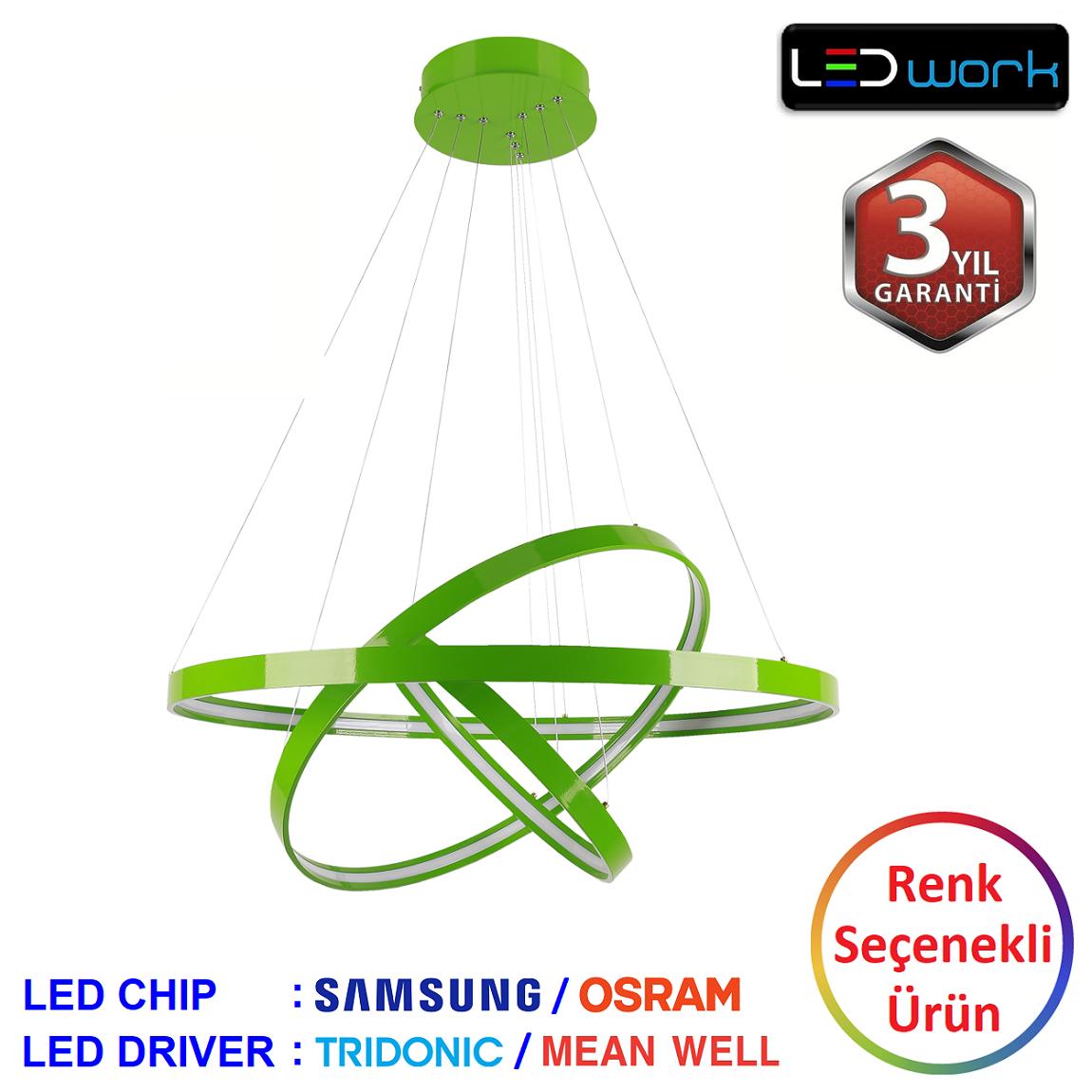 LW-Elegant-01 - Dekoratif LED Sarkıt