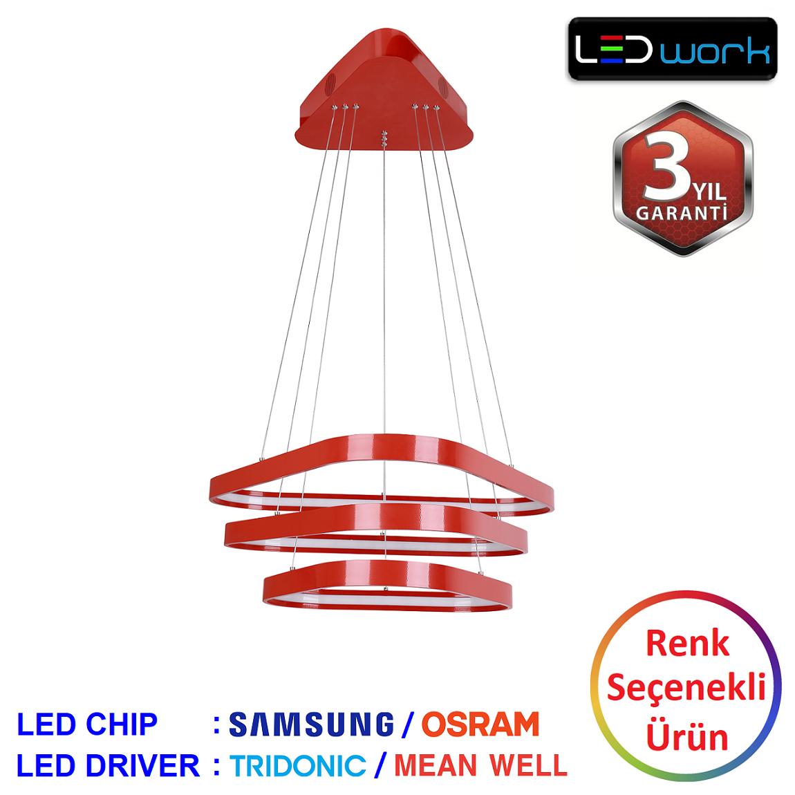 LW-Elegant-06 - Dekoratif LED Sarkıt
