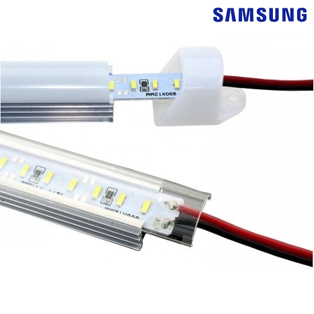 12 Volt 100 cm Pleksi Kasalı SAMSUNG LED Bar