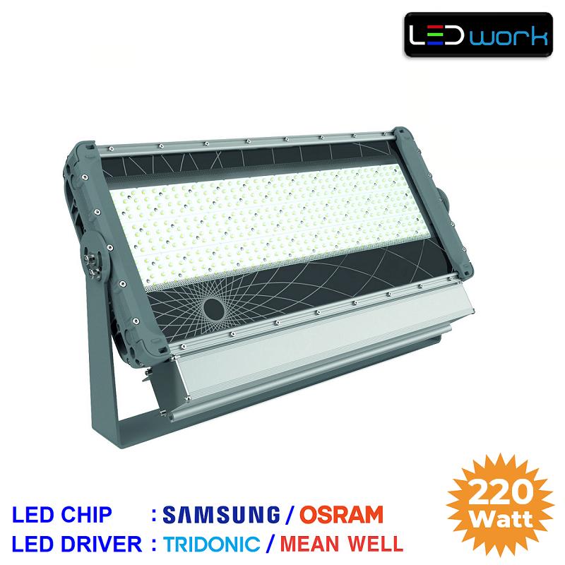 LW-PLP-220 - 220 Watt Power LED Projektör