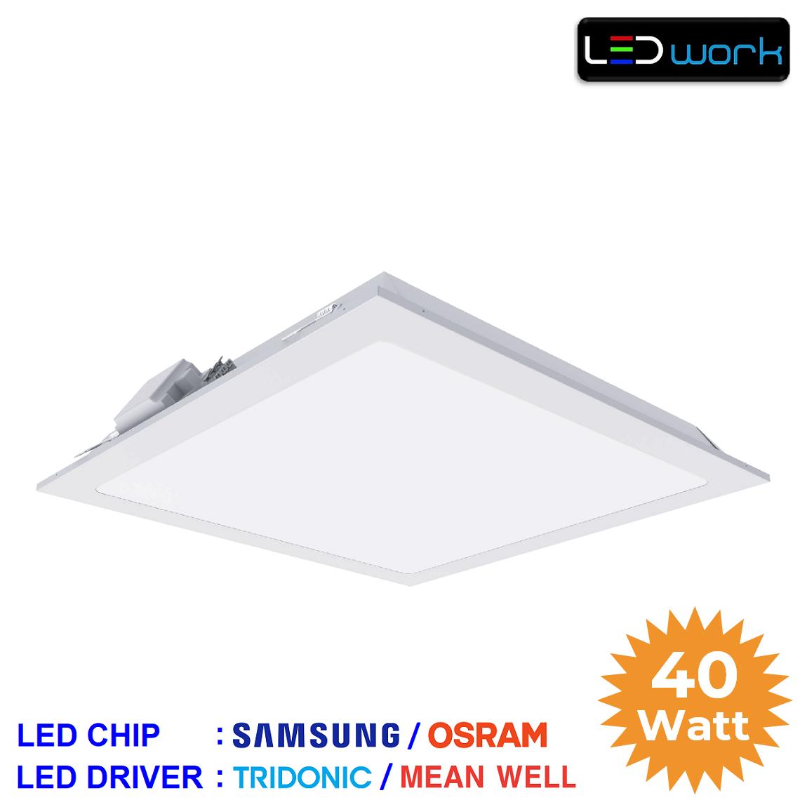 LW-PSAM-60x60-04 - 60x60 Sıva Altı LED Panel Armatür