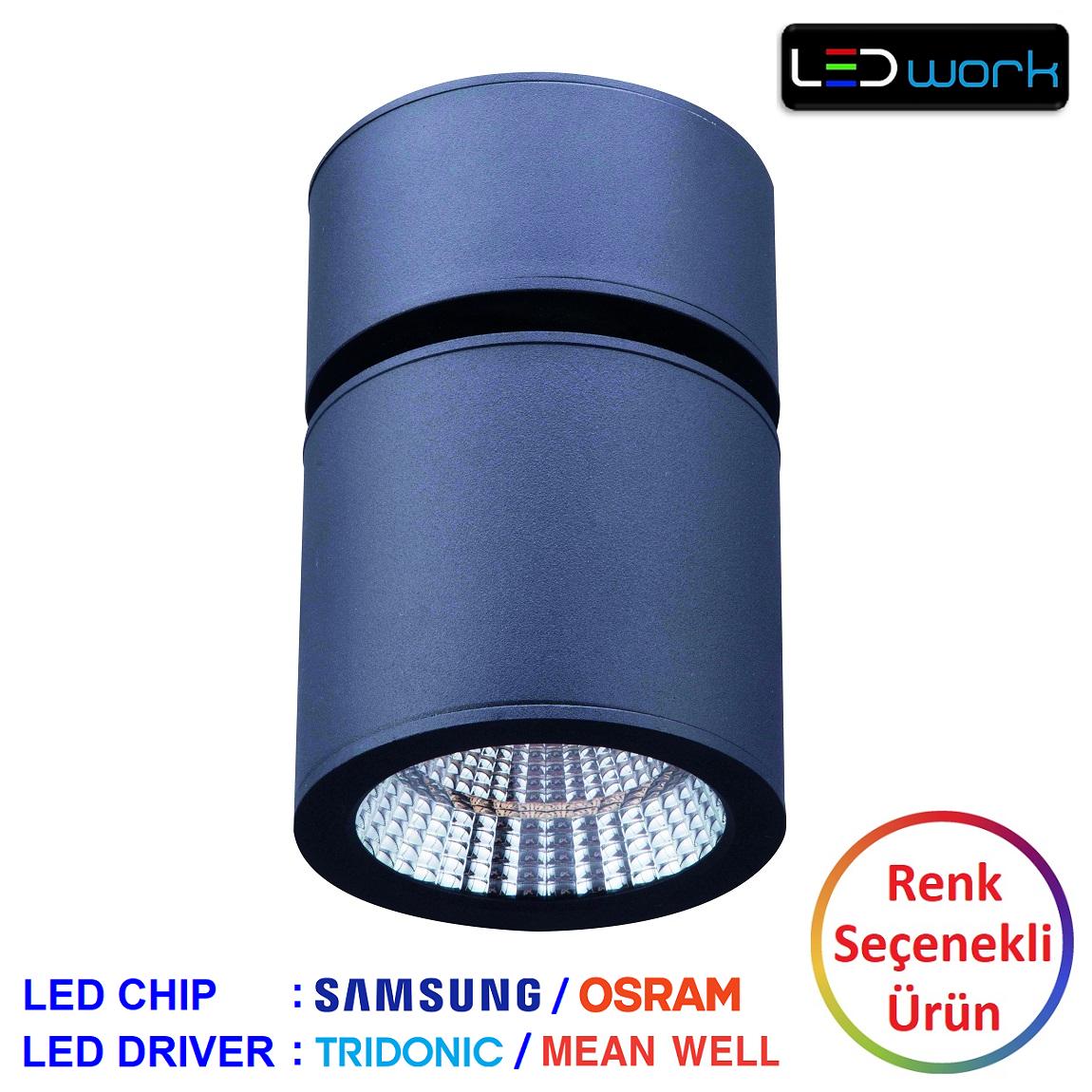 LW-Roba-003 - Sıva Üstü LED Spot