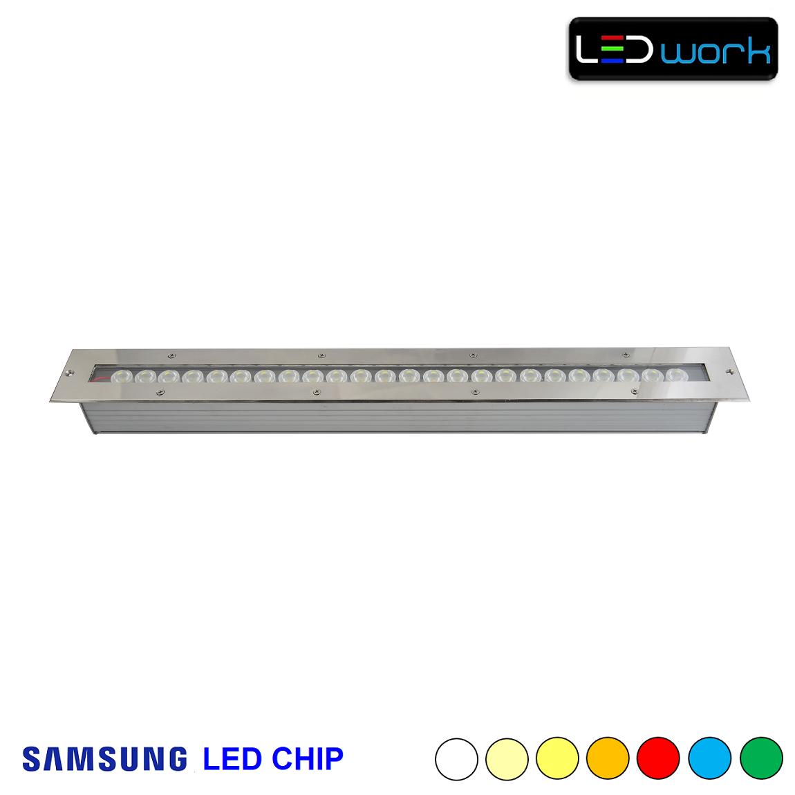 67 cm 24 Watt SAMSUNG LED Chip Sıva Altı Wallwasher