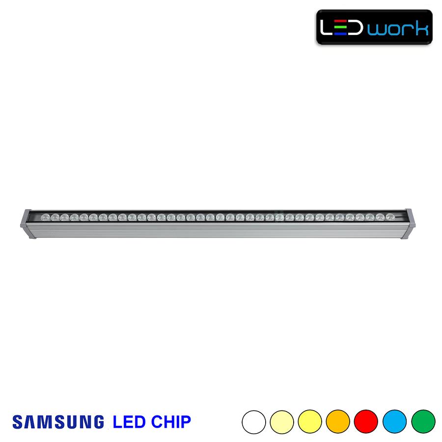 100 cm 36 Watt SAMSUNG LED Chip Sıva Üstü Wallwasher