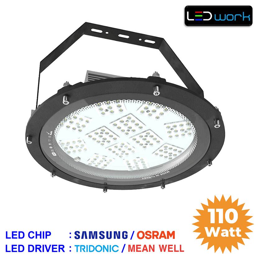 LW-YT110-01 - 110 Watt Power LED Yüksek Tavan Armatürü