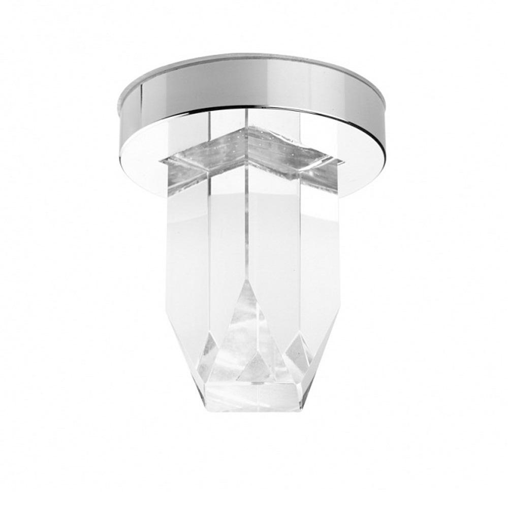 goldX ZE383 - Sıva Altı Kristal LED Spot