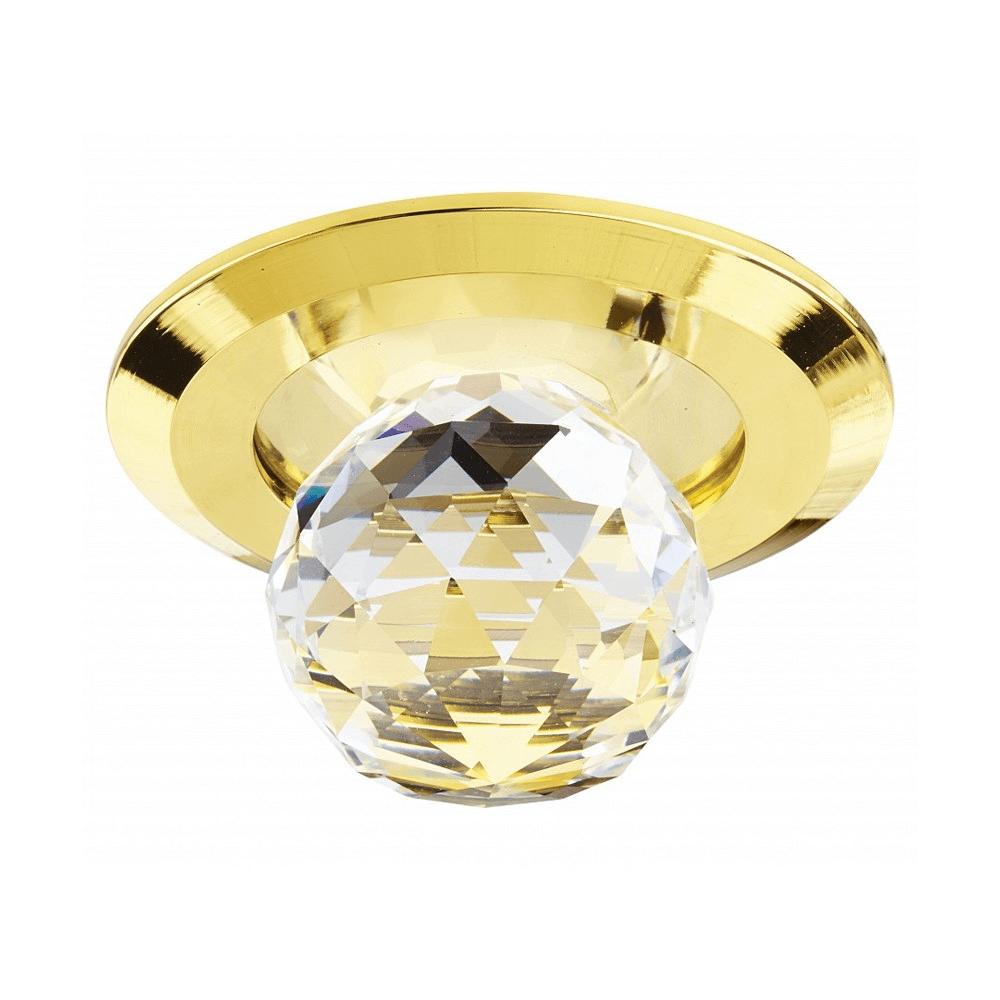 goldX ZE396-G - Sıva Altı Kristal LED Spot