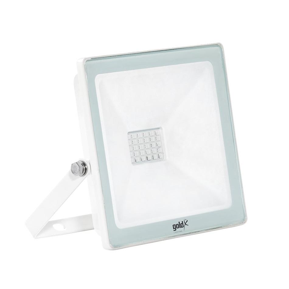 goldX ZE881 - 20 Watt Ultra Slim SMD LED Projektör