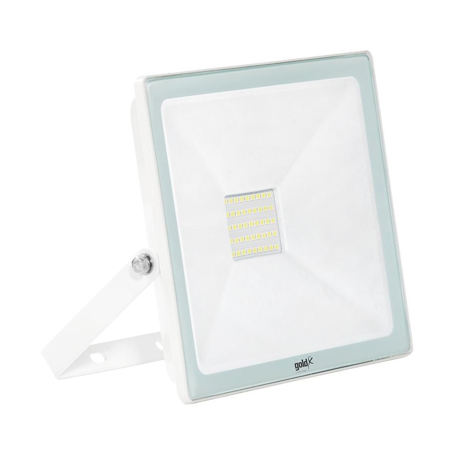 goldX ZE882 - 30 Watt Ultra Slim SMD LED Projektör