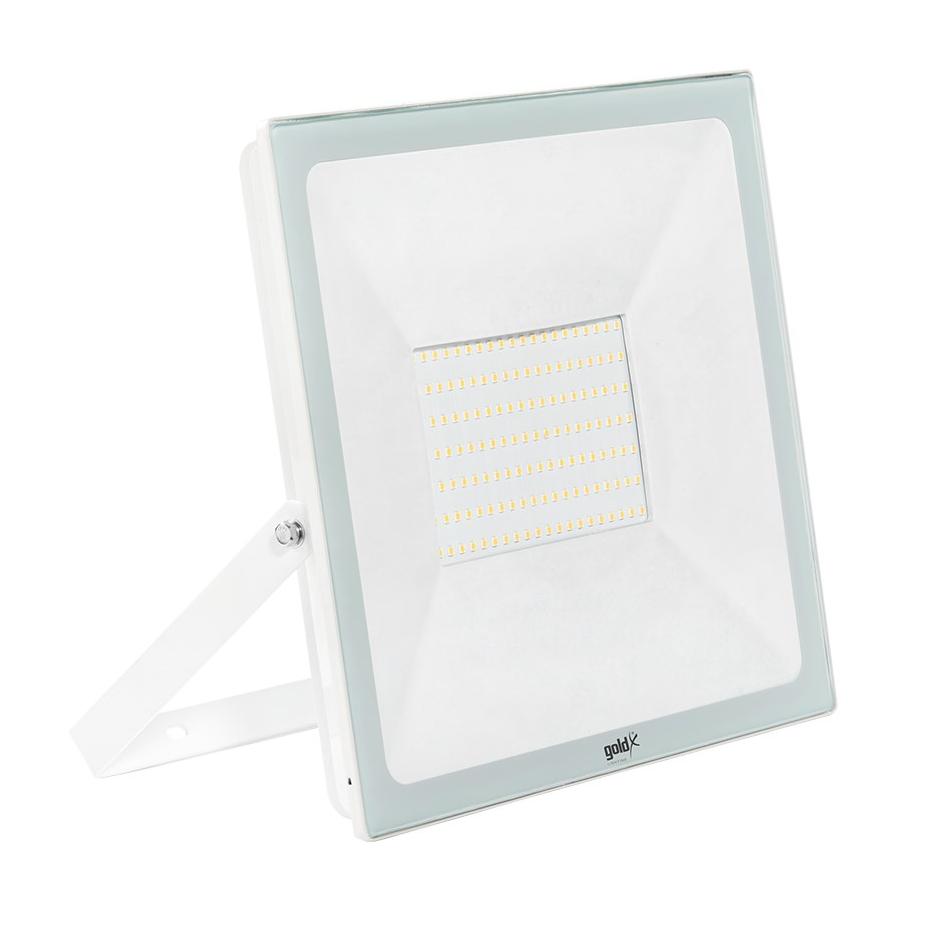 goldX ZE884 - 100 Watt Ultra Slim SMD LED Projektör