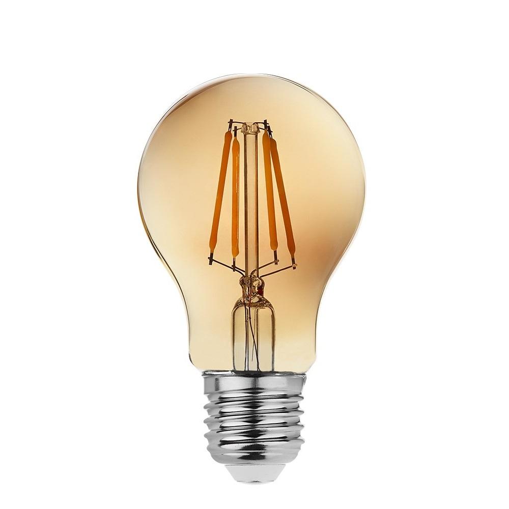 goldX ZE893-G - 6 Watt LED Flaman Ampul