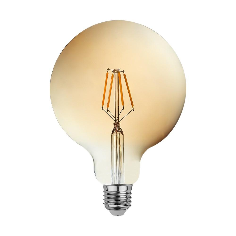 goldX ZE972-G - 6 Watt LED Flaman Ampul
